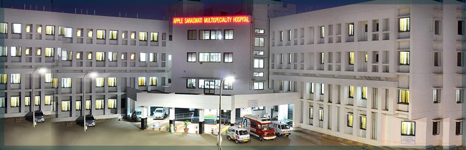 Apple Saraswati Multispecialty Hospital