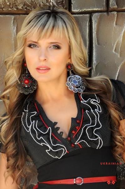 Profile photo Ukrainian lady Nina
