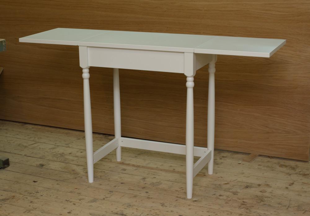 стол раскладной стол-книжка реплика икеа массив мебель бук эмаль