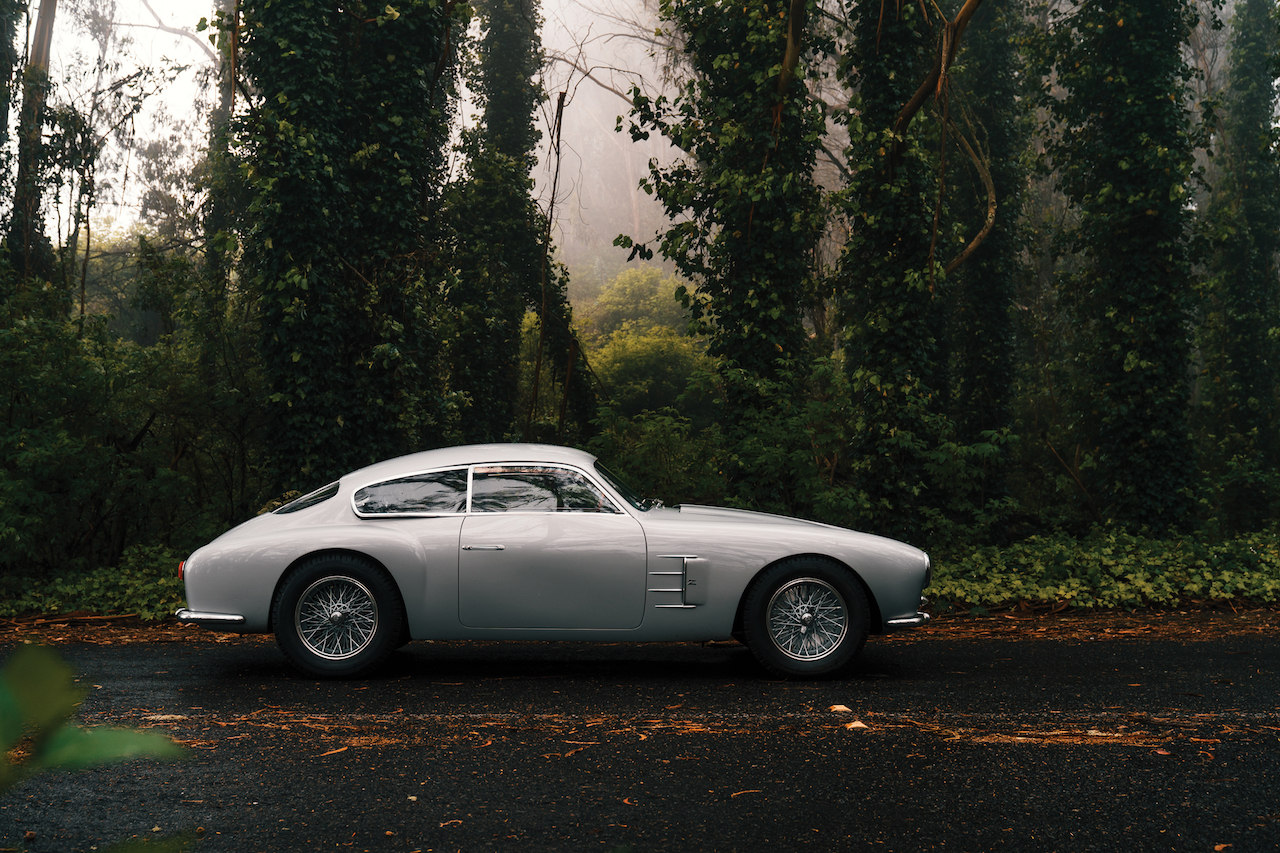 Take to the Road News 1956 Maserati A6G set for RM Sotheby's Monterey sale