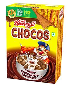 Kellogg's Cornflakes Chocos 375 g