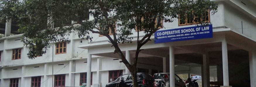 Cooperative School Of Law, Thodupuzha