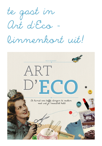 Te gast in Art d'Eco Kelly Eeckhaut