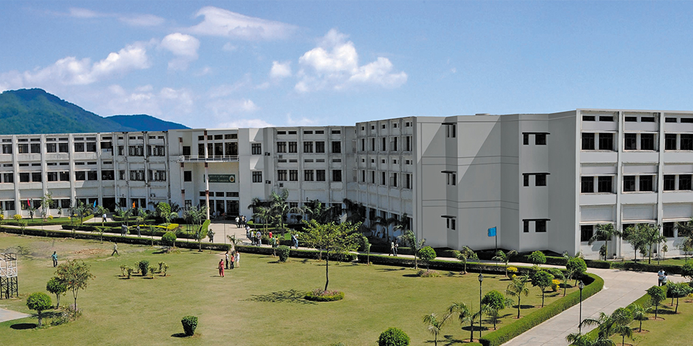 Baddi University of Emerging Sciences And Technology
