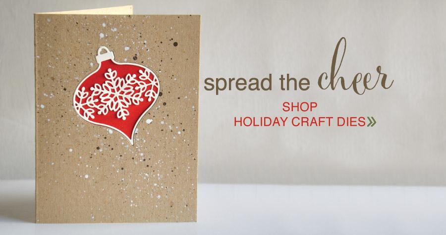 shop Holiday Craft Dies