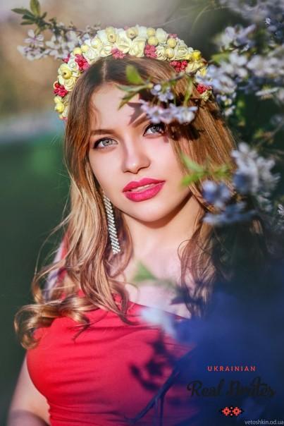 Photo gallery №1 Ukrainian bride Valeria