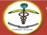 Mohan Kumaramangalam Medical College, Salem