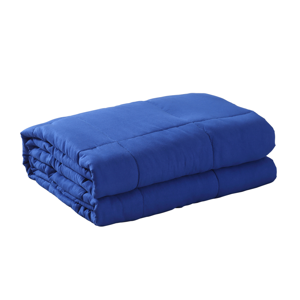 thumbnail 84 - DreamZ Weighted Blanket Heavy Gravity Deep Relax 5/7/9KG Adult Kid Double Queen