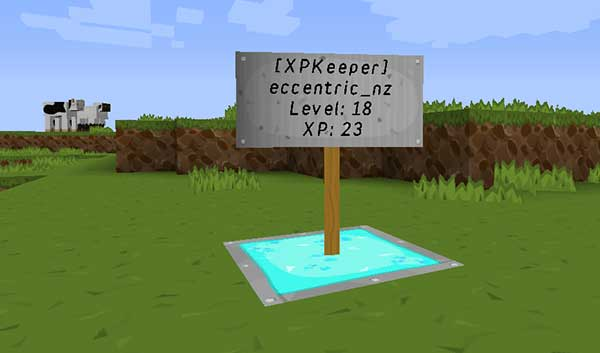 XPKeeper sign