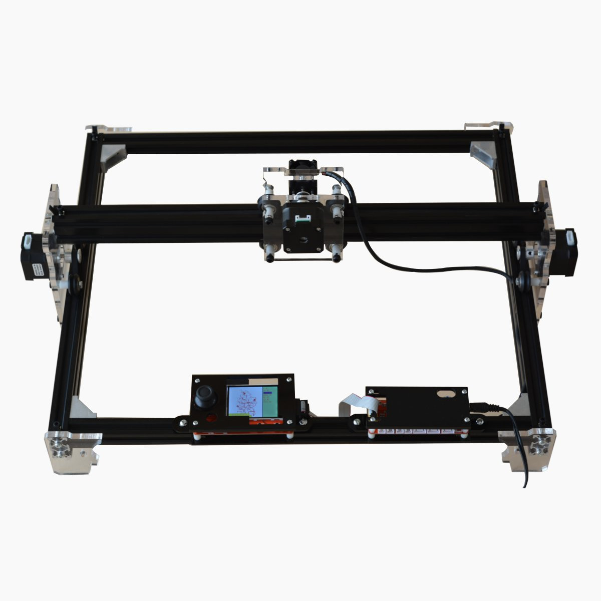 Other Gadgets A3 2500mw Diy Laser Engraving Machine Mini