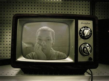 TV is boring.