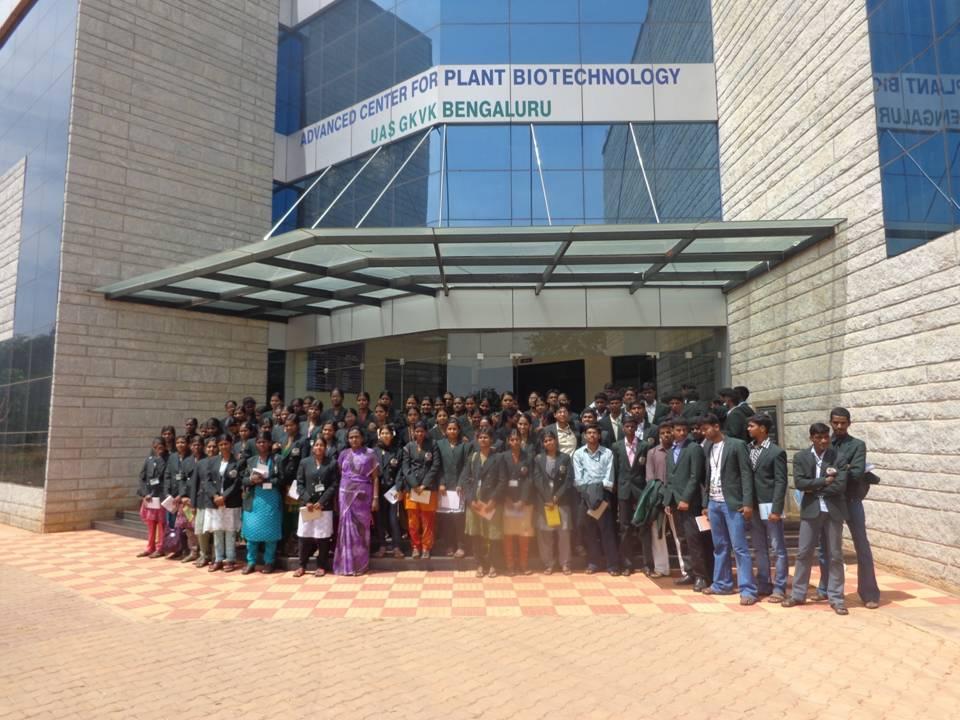 College of Agriculture, GKVK Campus, Bangalore