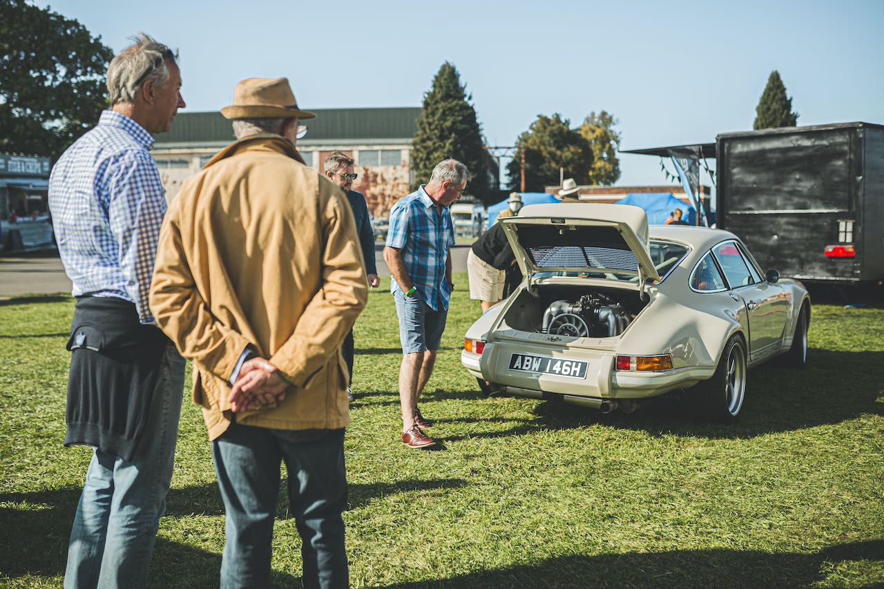 London Classic Car Show 2021 moves to new date in June