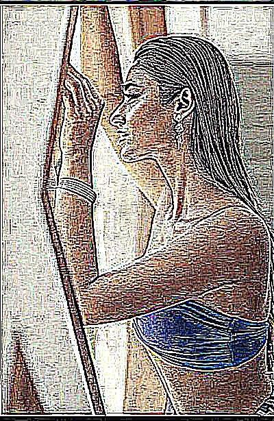 Femme nue film x