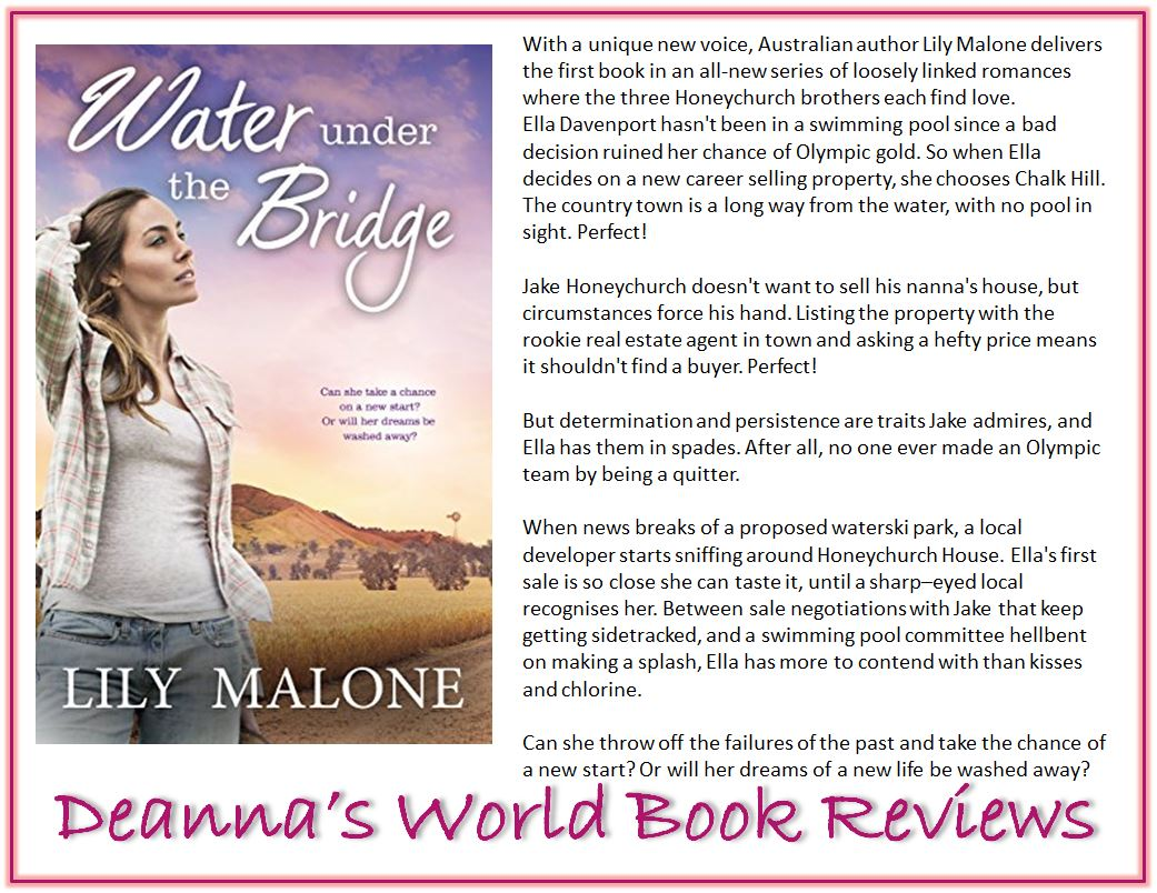 Water Under The Bridge by Lily Malone