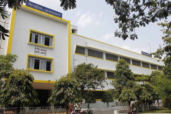 South Eastern Railway Hospital Image
