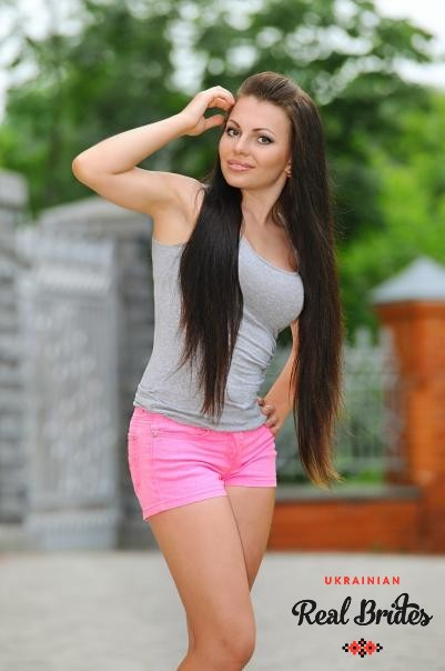 Photo gallery №8 Ukrainian bride Alina