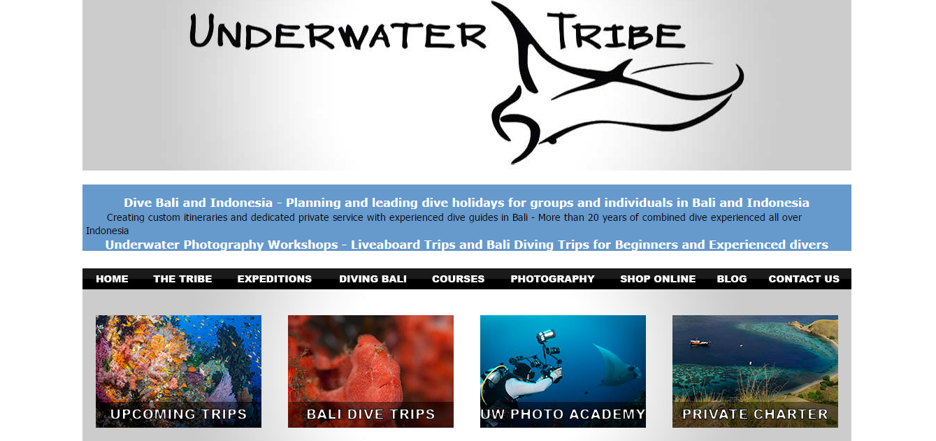 The Underwater Tribe
