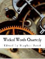 Wicked Words Quarterly title page