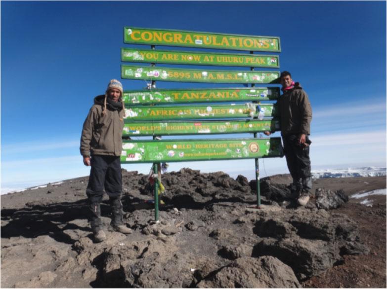 Kilimanjaro 2013 image 1