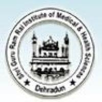 Shri Guru Ram Rai Institute of Medical and Health Science, Dehradun