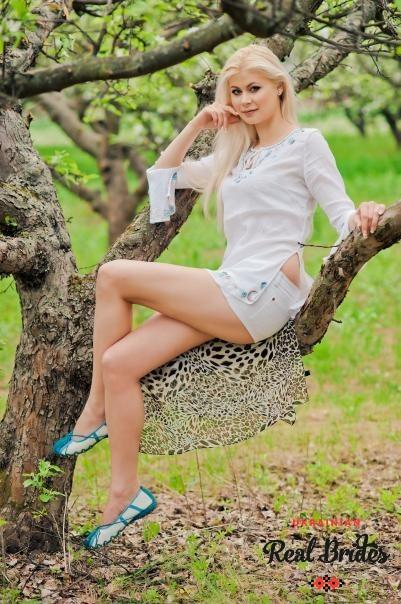 Photo gallery №1 Ukrainian lady Alexandra
