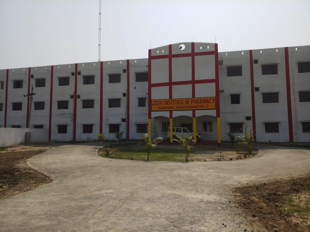 JDSR institute of pharmacy, Shahjahanpur