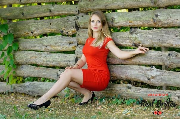 Photo gallery №9 Ukrainian bride Yaroslava