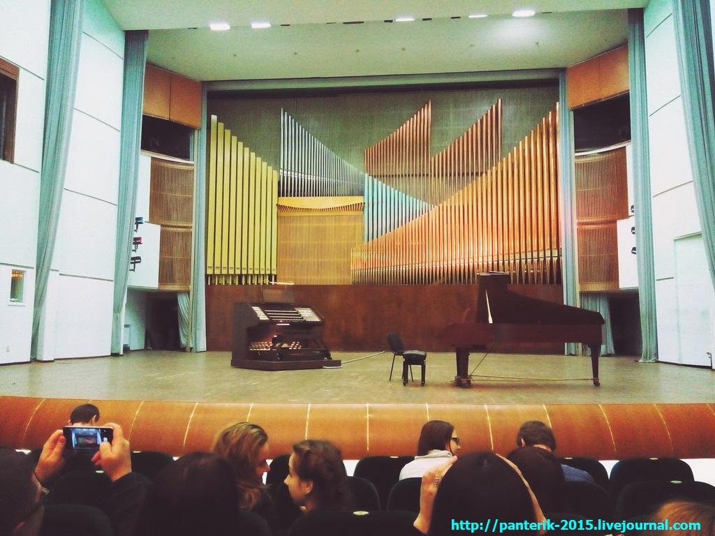 Вечер на вечере музыки Баха (клавесин, орган) в Белгосфилармонии!