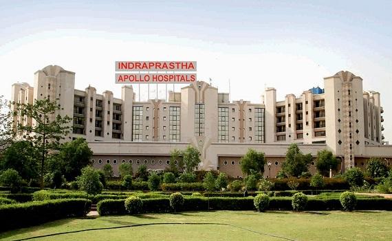 Indraprastha Apollo Hospitals Image