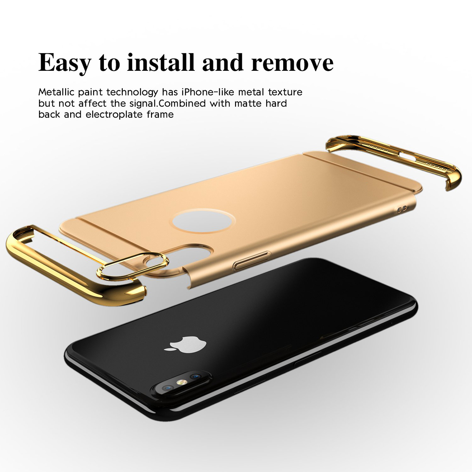 thumbnail 90 - Luxury Matte Case Tempered Glass Cover For Apple iPhone X XS XR Max 10 8 7 6s 6