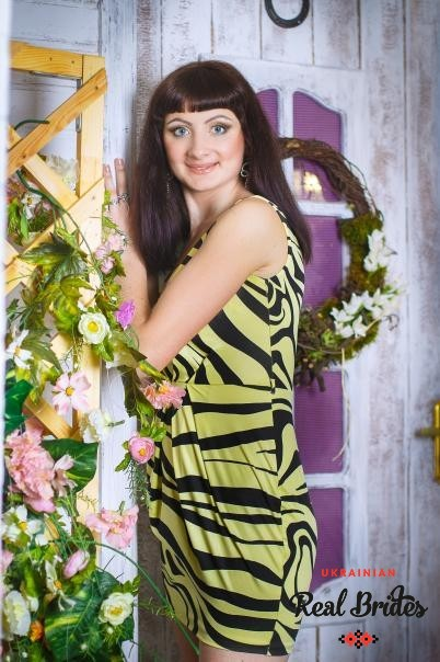 Photo gallery №3 Ukrainian bride Alla