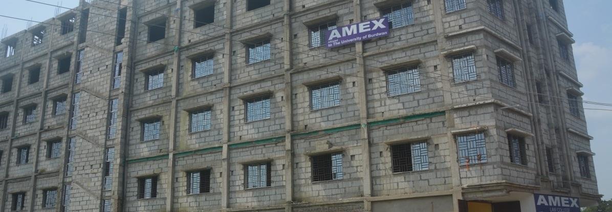 AMEX Law college, Burdwan