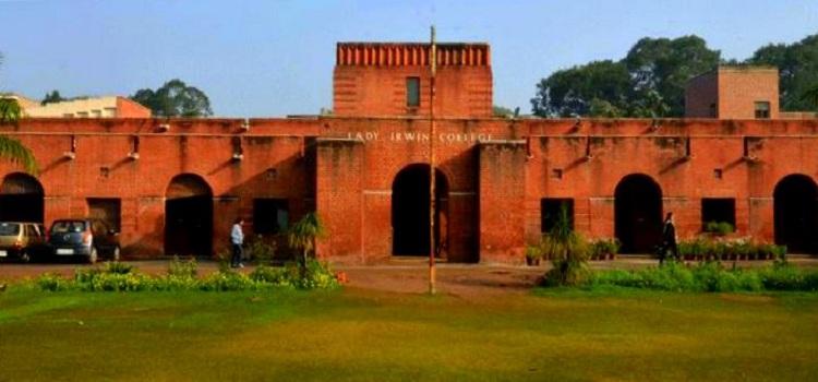 Lady Irwin College, New Delhi Image