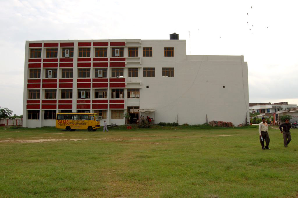 Sams Institute Of Hotel Management, Varanasi Image