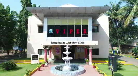 Vishnu Institute of Pharmaceutical Education and Research, Medak