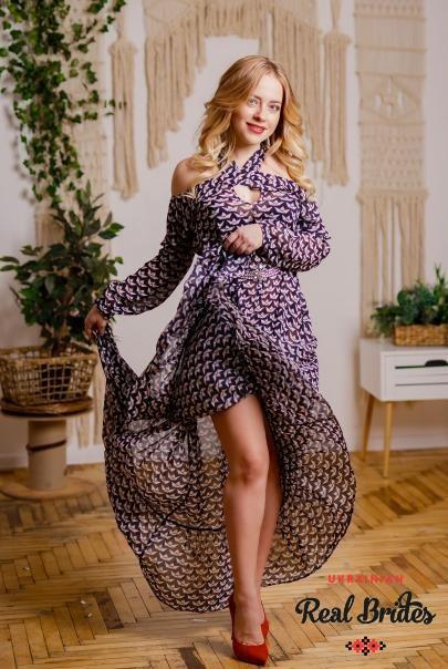 Photo gallery №6 Ukrainian bride Marianna