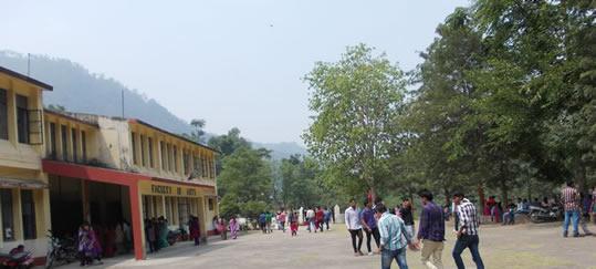 Anusuya Prasad Bahuguna Government Post Graduate College, Agastyamuni, Rudraprayag Image