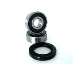 Rear Wheel Bearings and Seal Kit Honda XR200 1980-1984