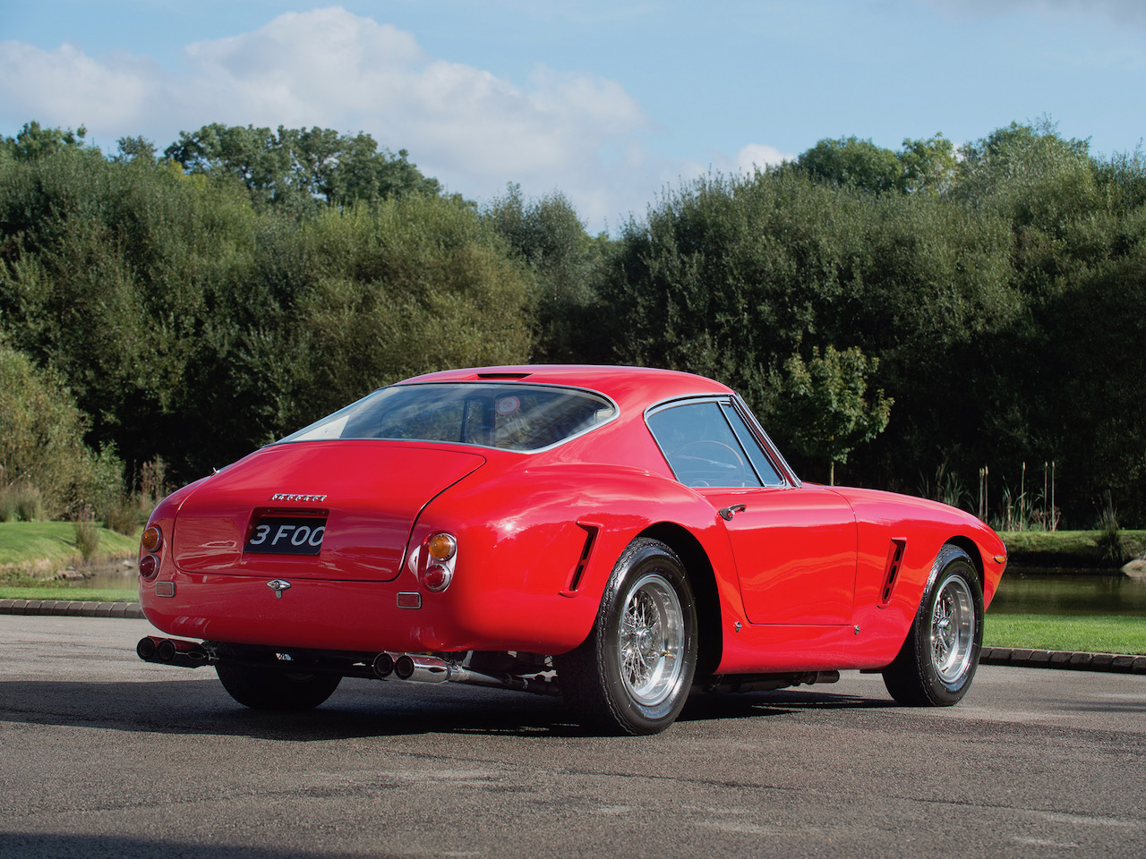 Salon Privé to mark 60th Anniversary of Ferrari 250 GT SWB Berlinetta