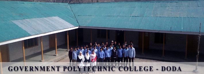 Government Polytechnic College, Doda