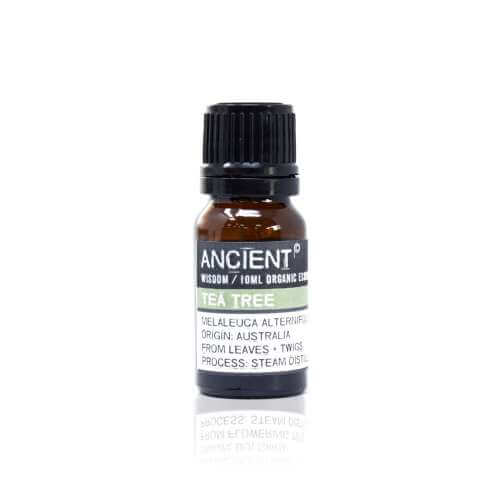 organic essential oil 10ml - tea tree