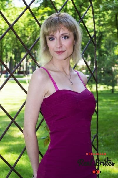 Photo gallery №1 Ukrainian bride Valeria