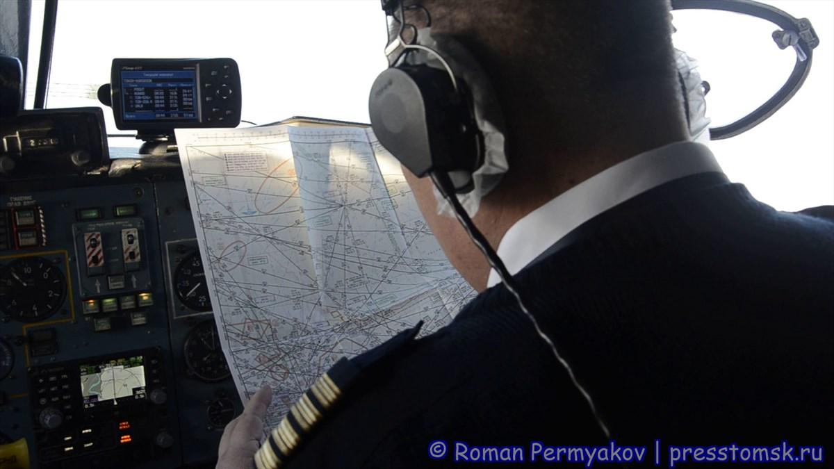 """Кабина Ан-28 Авиакомпании """"Сибирская Легкая Авиация"""""""