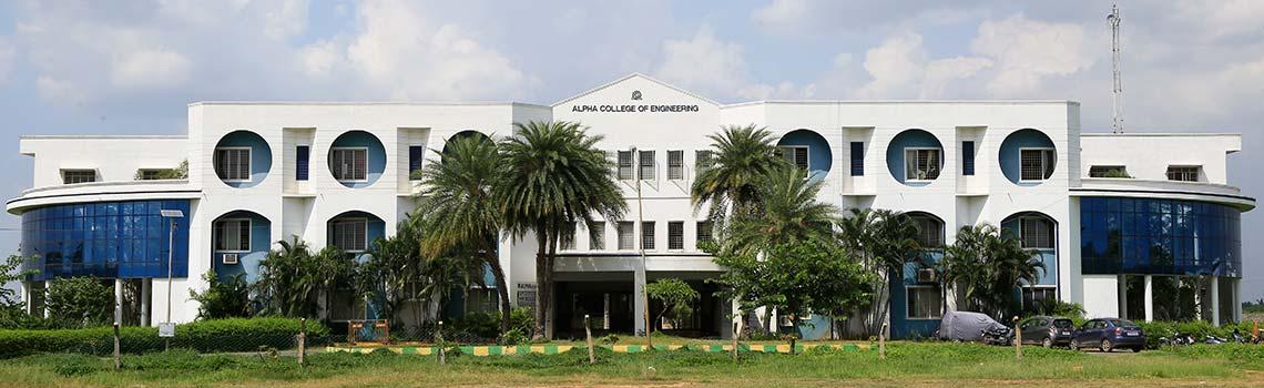 Alpha College of Engineering, Chennai