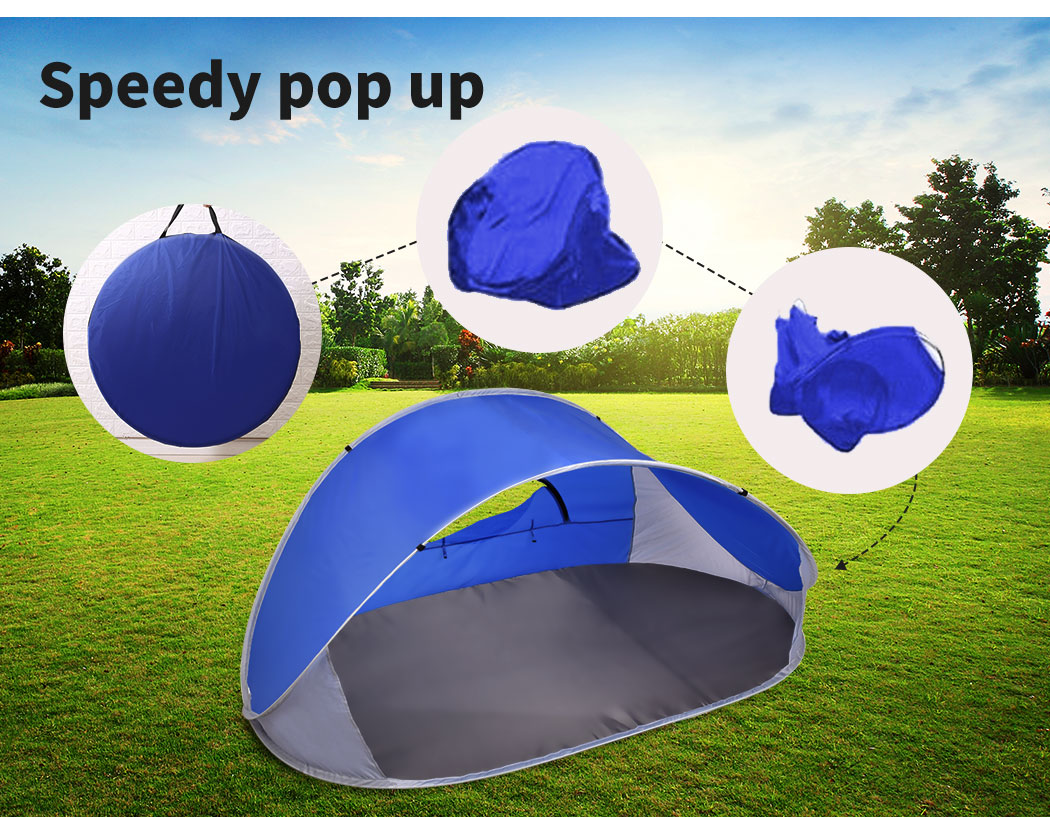 Mountvie-Pop-Up-Tent-Camping-Beach-Tents-4-Person-Portable-Hiking-Shade-Shelter thumbnail 15