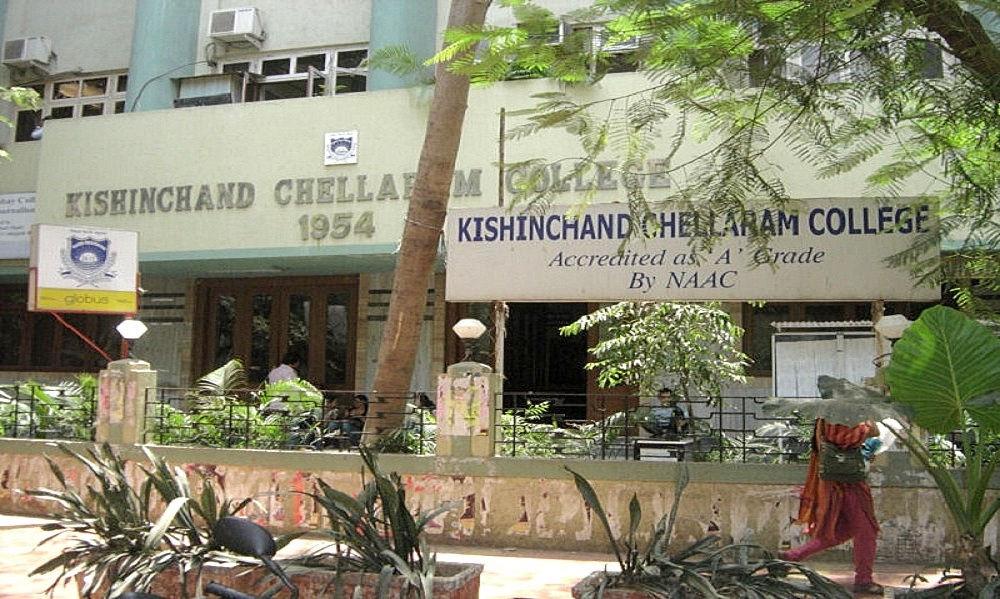 Kishinchand Chellaram College, Mumbai Image