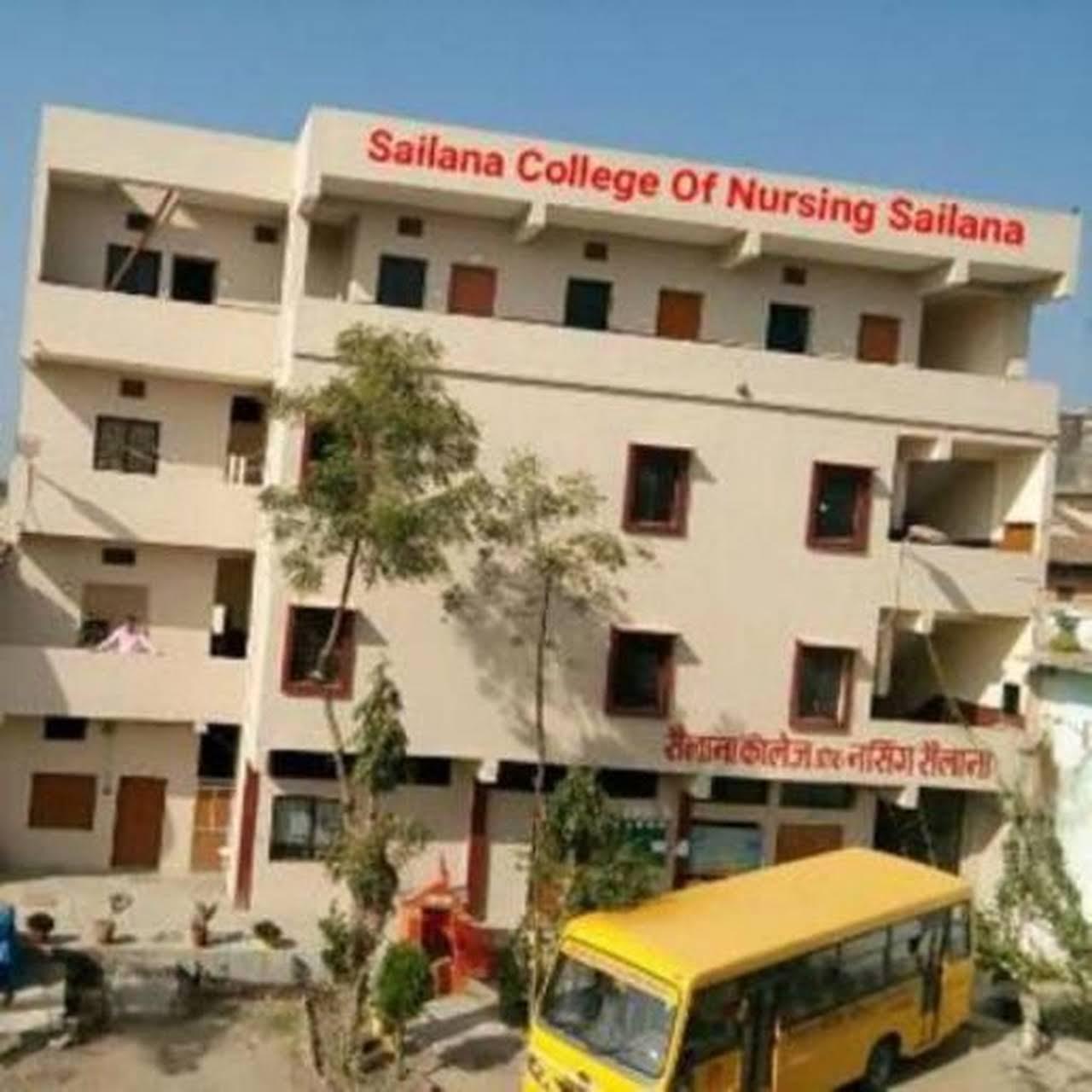 Sailana College Of Nursing Image