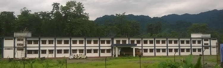 GOVERNMENT POLYTECHNIC, ROING