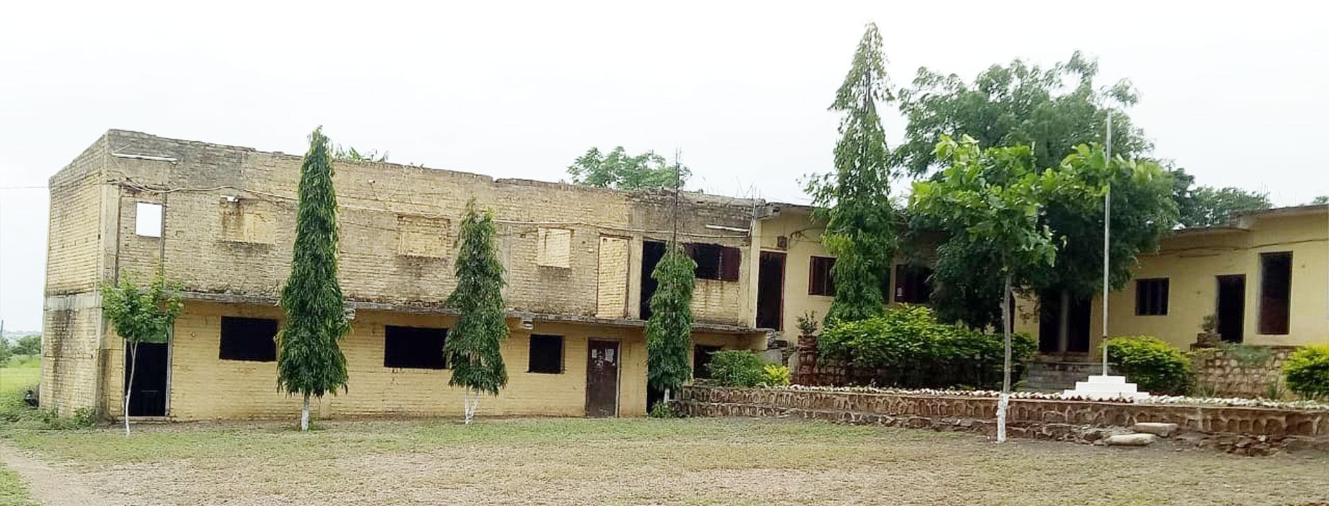 Sant Bhagwan Baba Kala Mahavidyalaya, Buldana
